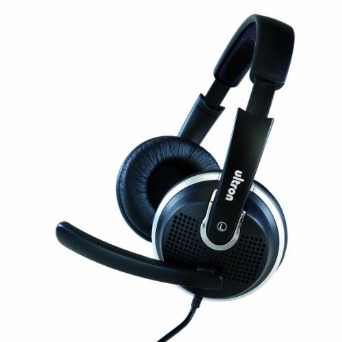 Ultron Multimedia und Gamer Headset UHS-750 Bass