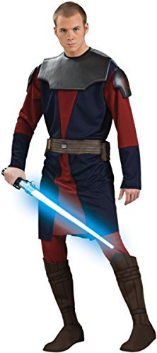 Deluxe Anakin Skywalker Costume - X-Large - Chest Size 44-46