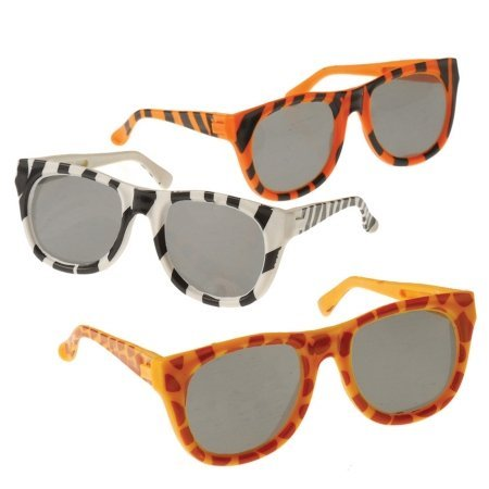 US Toy - Animal Print Sunglasses