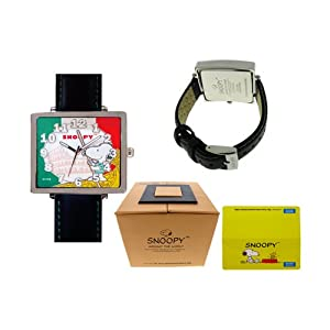 Snoopy Watch Around the World Limited Edition - Italy