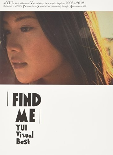 Find Me: Yui Visual Best by Yui