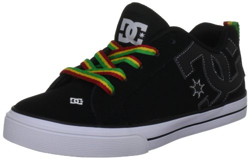 DC Shoes Kids Crt Grfk Vulc Youth Fashion Sports Skate Shoe
