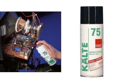 """spray refroidisseur """"KÄLTE 75"""" 400 ml"""