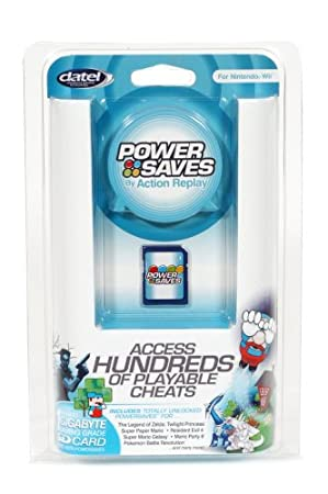 PowerSaves - For Nintendo Wii