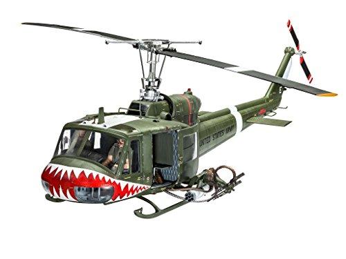 Revell-04905-Modellbausatz-Bell-UH-1B-im-Mastab-124
