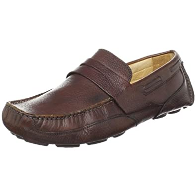 Sperry Top-Sider Men's Gold Driver Penny Driving Moccasin,Pebbled Chestnut,7 M US