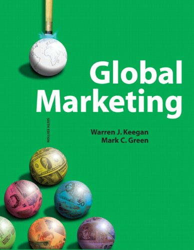 Global Marketing, 6th Edition