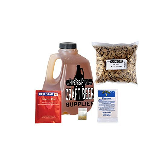 homebrewstuff-delux-1-gallon-nano-meadery-honey-mead-recipe-refill-kit-oak-and-cinnamon-by-home-brew