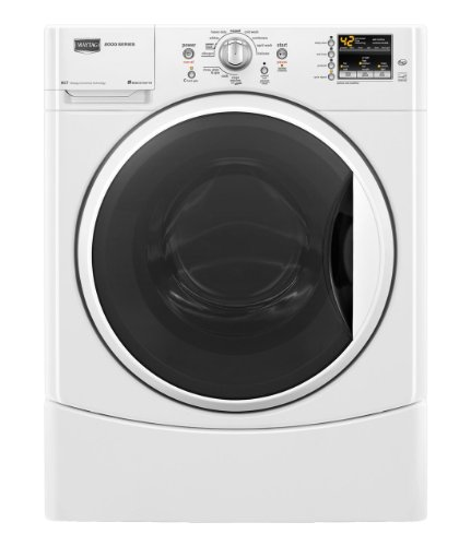 Maytag Mhwe201yw Performance 3 5 Cu Ft White Stackable