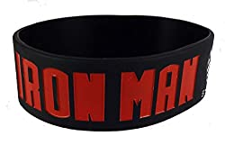 Iron man wrist band (Medium)