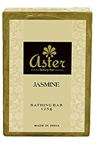 Aster Luxury Jasmine Handmade Soap 125g