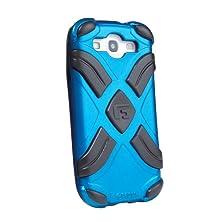 buy G-Form Xtreme X Ruggedized Protective Case For Samsung Galaxy S3 (Blue/Black Rpt)