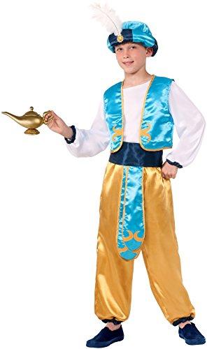 Aladdin Arabian Prince Costume