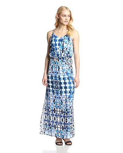 Romeo & Juliet Couture Women's Printed Maxi Dress