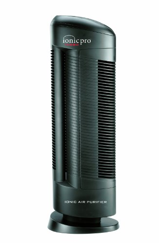 Image of Black Ionic Pro TURBO Max Ionic Room Air Purifier TA500 (TA500)