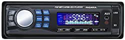PAGARIA Car FM USB Player with VFD Display Fixed Panel