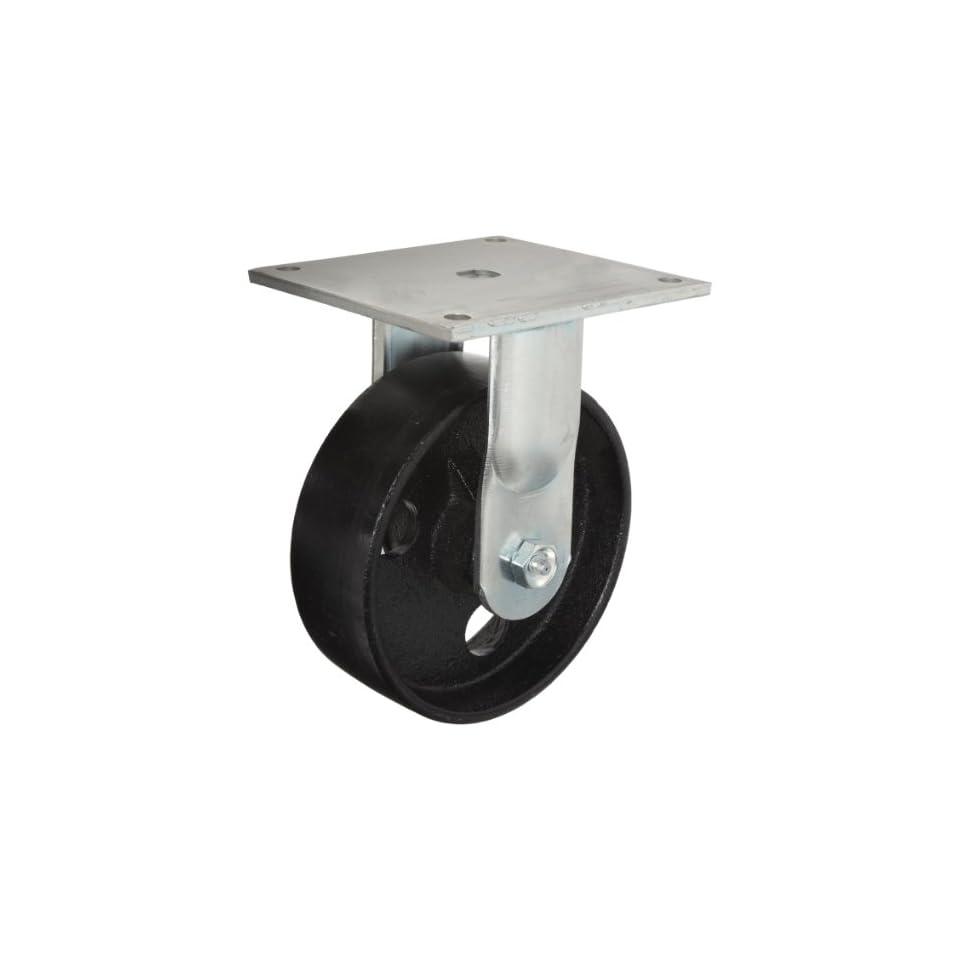 Wagner Stem Caster Polyurethane on Polyolefin Wheel Delrin Bearing Swivel 280 lbs Capacity 1-1//2 Stem Height 5-1//2 Mount Height 5 Wheel Dia 1-1//4 Wheel Width 1//2 Stem Dia E.R