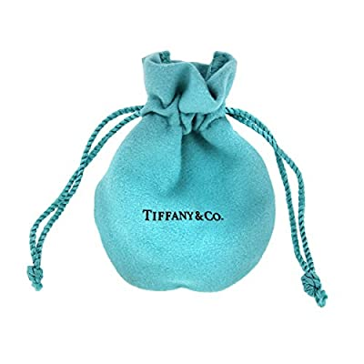 Tiffany & Co Drawstring Jewelry Pouch Bag