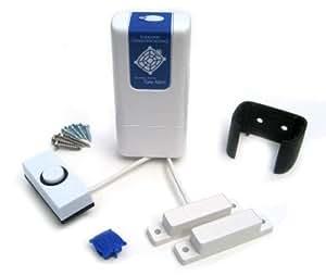 Safety Turtle Da101 B Wireless Door Alarm Blue Discontinued By Manufacturer