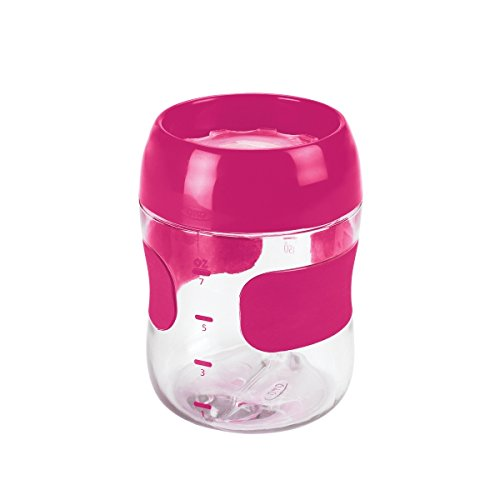 OXO Tot Training Cup, Pink, 7 Ounce (Discontinued by Manufacturer) - 1