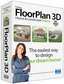 Floorplan 3D Home and Landscape Deluxe V15