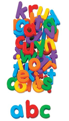 Lowercase Magnetic Letters - 1