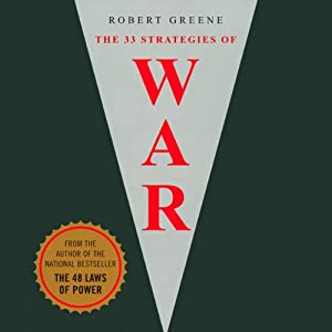 The 33 Strategies of War Audiobook