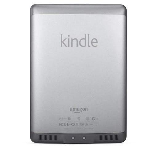 Kindle Touch, Wi-Fi, 6