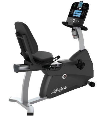 Life Fitness R1 Go Recumbent Lifecycle