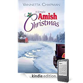 A Simple Amish Christmas eBook: Vannetta Chapman