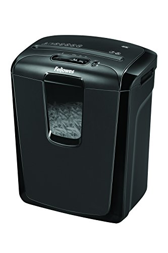 Fellowes Powershred 49C 8-Sheet Cross-Cut Paper and Credit Card Shredder (4605801) (Heavy Duty Shredder Machine compare prices)