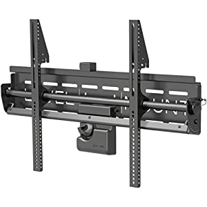 "Level Mount DC65PWT Power Tilt Wall Mount for 34"" to 63"" Displays (Black)"