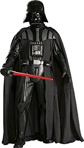 Rubie's Costume Men's Star Wars Collector Supreme Edition Darth Vader Costume, Black, Standard