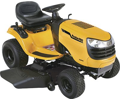 Poulan Pro PB175A46 Automatic Transmission Lawn Tractor, 46-Inch image
