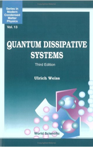 Quantum Dissipative Systems (Series in Modern Condensed Matter Physics)