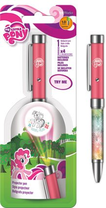 My Little Pony Party Favor School Projector Pen