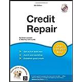 Credit Repair (book with CD-Rom) ~ Shae Irving