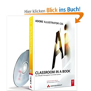 eBook Cover für  Adobe Illustrator CS5 Classroom in a Book Das offizielle Trainingsbuch von Adobe Systems