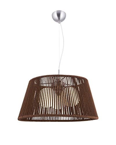 Light&Design Lámpara De Suspensión Elan Marrón