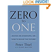 Peter Thiel (Author), Blake Masters (Author)  (1024)  Buy new:  $27.00  $15.60  93 used & new from $9.32