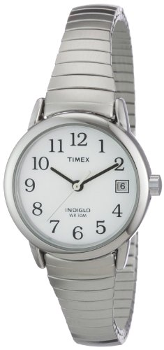 Timex Ladies Classic Stainless Steel Expandable Watch - T2H371