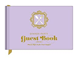 Knock Knock Dinner Party Guest Book