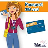 Telestial Passport Dual-IMSI SIM with $10.00 Credit