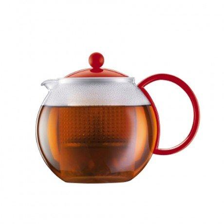 Bodum® Assam Tea Press 34Oz Red
