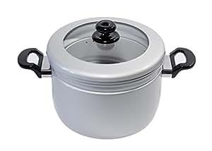 Amazon.com: Heuck H30075 Cooker and Steamer Set, 5.5-Quart