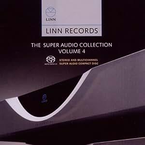 Hybrid Multichannel Super Audio CD Sampler Vol.4