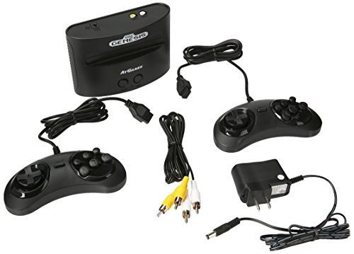 Sega Genesis Classic Game Console with Wired Controllers