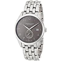 Hamilton Maestro Automatic Grey Dial Stainless Steel Mens Watch H42515185
