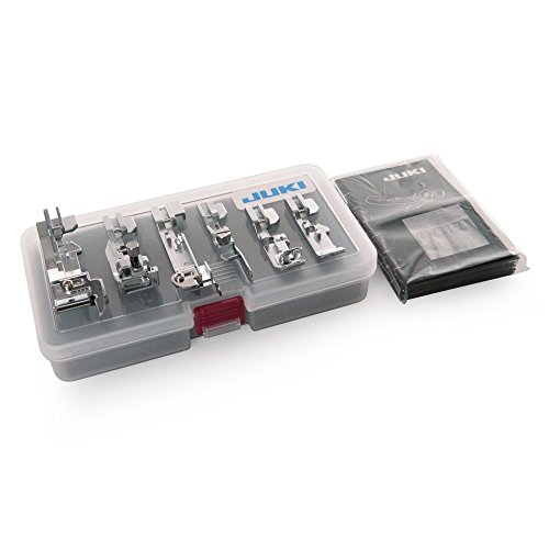 Juki MO-600 Series 6 Presser Foot Kit (Juki Mo 655 compare prices)