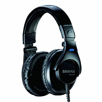 Shure SRH440 Over the Ear Headphones